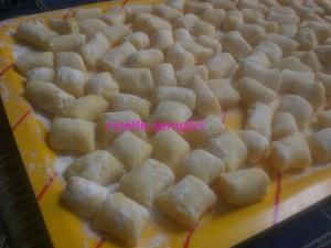 gnocchi di patate fatti in casa