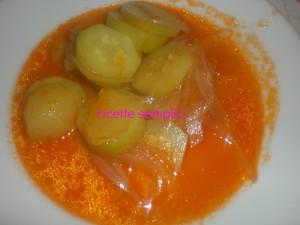 zucchina in umido