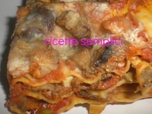 lasagne a modo mio