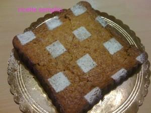 torta di marroni