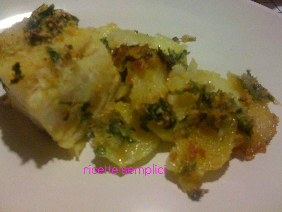 Baccal al forno ricette semplici for Cucinare wurstel al forno