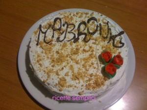 torta agli arachidi